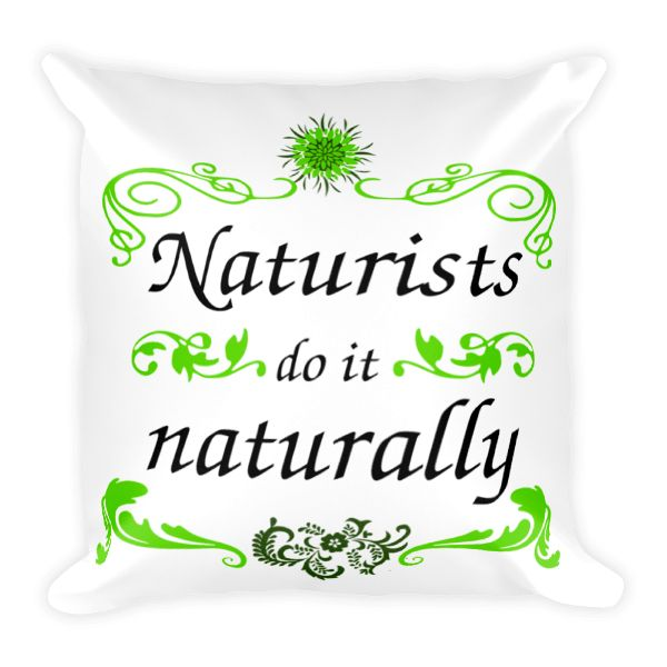 Nudist Planet Shop - Items to show your pride in being a nudist/naturist