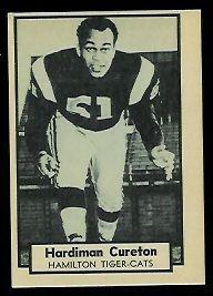 Hardiman Curetom - 1962 Topps