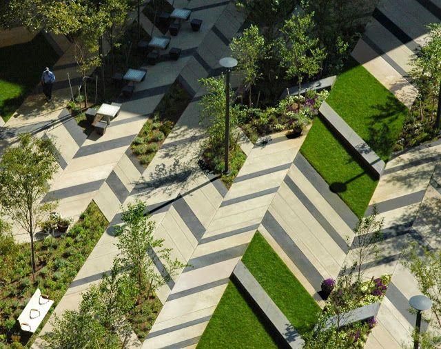 Arquivo da Loris: Praças Geométricas