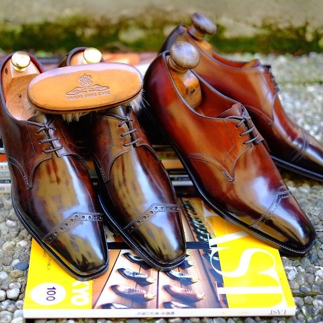 Patina by Dandy Shoe Care - it is a synonym of Luxury and High Quality!