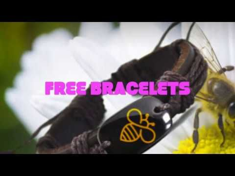 Rustic Nova Do You ❤️  Bees? Limited Hand made Leather Bee Bracelets FREE for a Limited Time Get yours Here >>  https://www.rusticnova.com/FreeBeeBracelet Limited Quantities & Limited Time Just pay for shipping Not sold In stores Get Yours Today Share Like Or Tag Someone Who Loves Bees