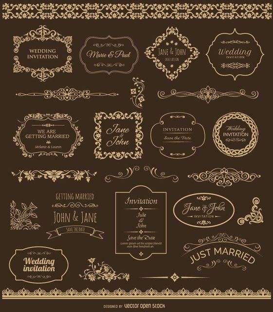 Decorative Wedding Invitation Badge 7: Best 25+ Wedding Badges Ideas On Pinterest