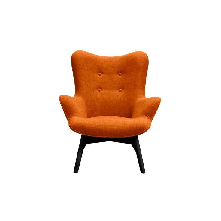 Vestbjerg Lina Fauteuil - Oranje