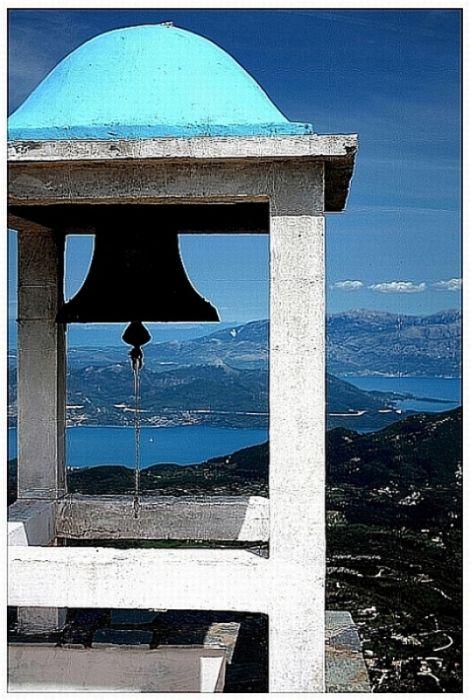 White Church - Agios Ilias, Lefkada, Greece Copyright: Kamila Zadora