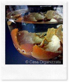 Spray pulitutto fai da te riciclando bucce di agrumi   ♥