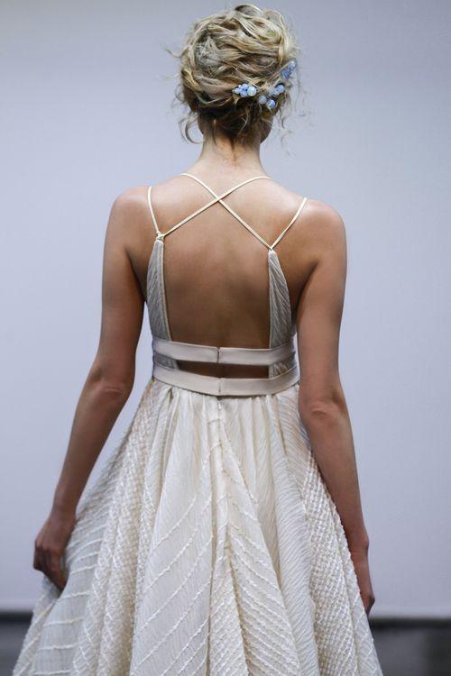 Carol Hannah Coralia gown