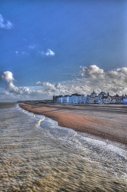 The Beach at Deal, Kent, England