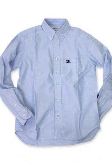 Studio D'Artisan 5435 long sleeve shirts blue