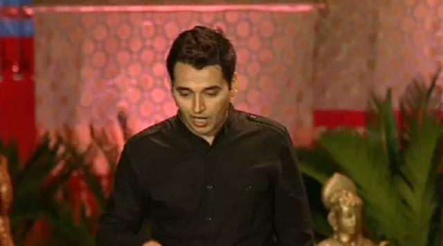 TED Talks - Pranav Mistry and the SixthSense Technology by Jim Hutchison. From TED: