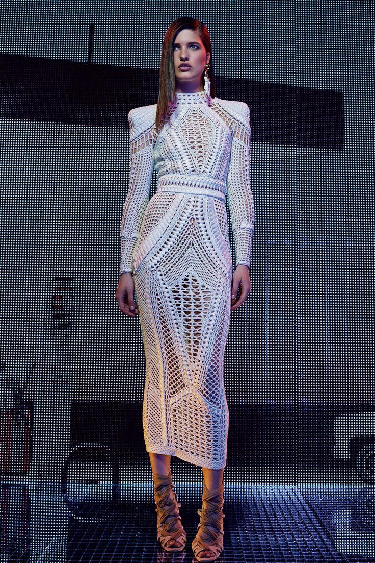 Balmain Resort 2016 Fashion Show