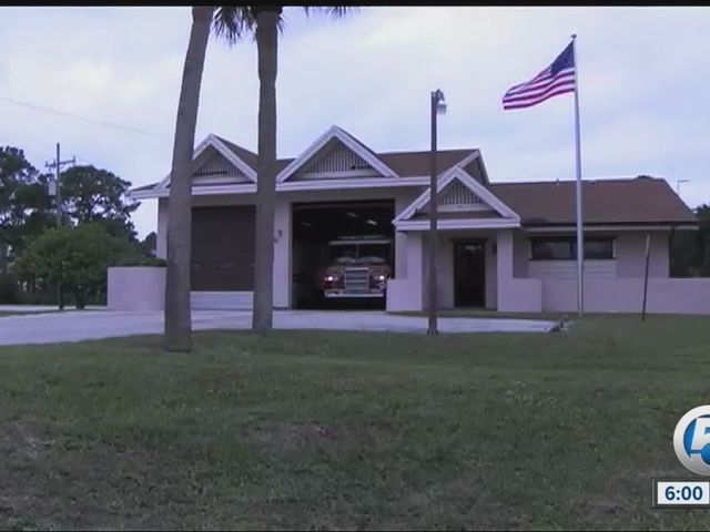 2 Indian River County firefighters test positive for exposure to toxic mold - TC Palm -