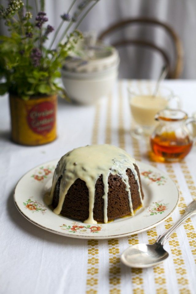 {Newfoundland Recipes} Treacle Pudding
