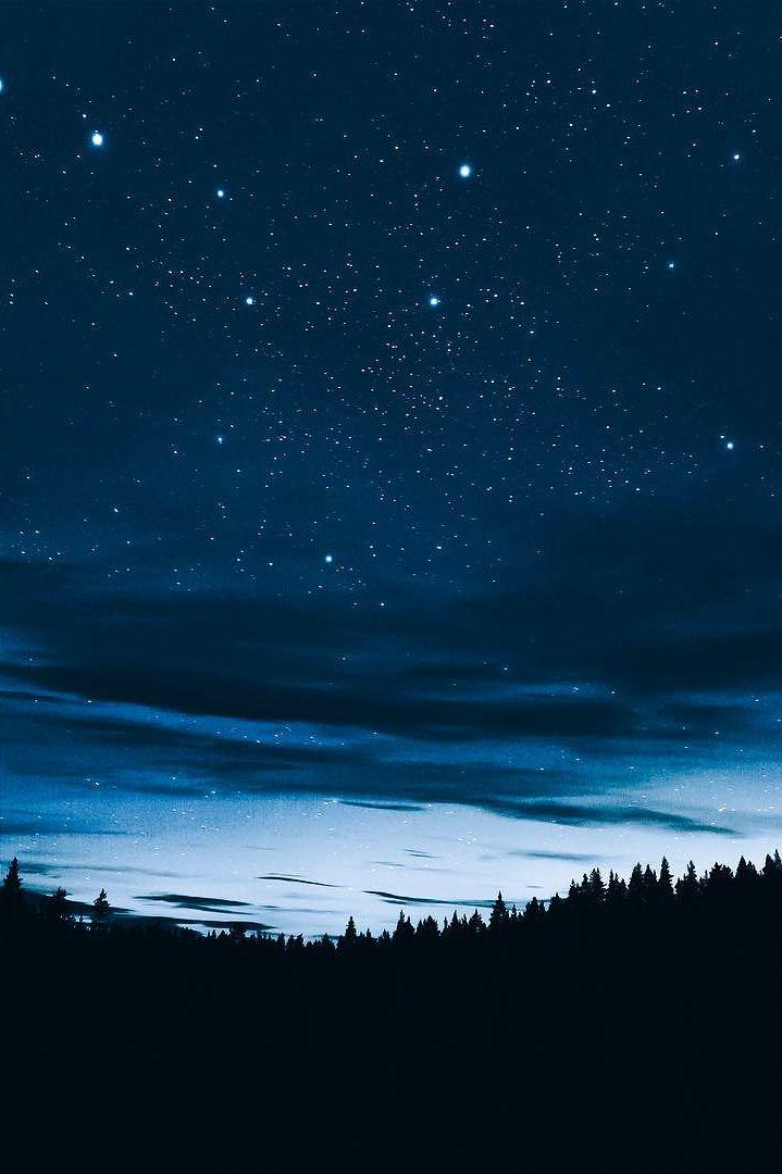 Leos erste Sternenacht