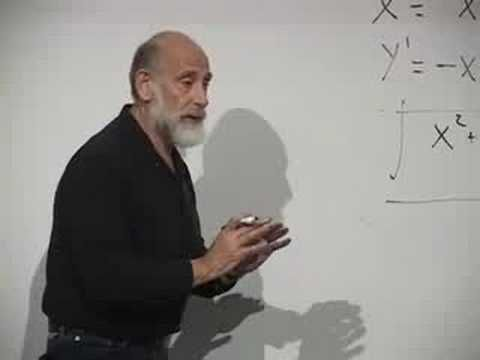 Leonard Susskin: Lecture 1   Modern Physics: Special Relativity (Stanford)