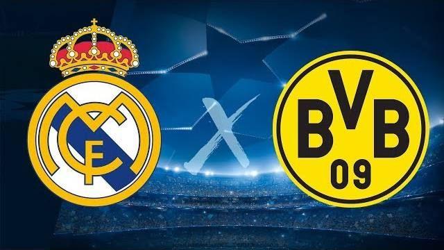 🔴 Esporte Interativo está ao vivo: REAL MADRID X BORUSSIA DORTMUND | CHAMPIONS LEAGUE | PRÉ-JOGO AO VIVO
