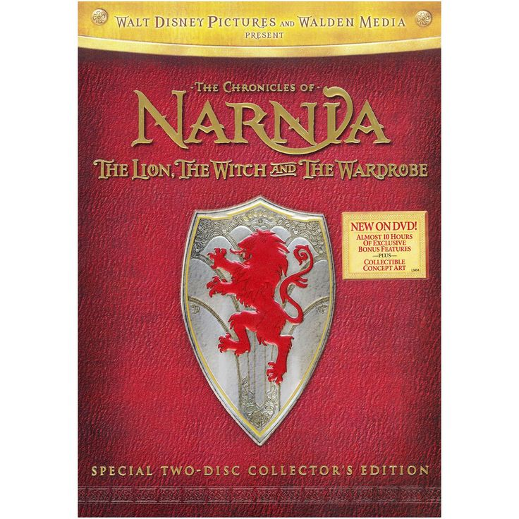 The Chronicles of Narnia: The Lion, The Witch and the Wardrobe (WS) (Special Edition) (dvd_video)