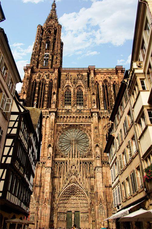 17 meilleures id es propos de strasbourg cathedral sur for K architecture strasbourg
