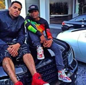 Wizkid ft Chris Brown - African Bad Girl Wizkid is really enjoying his international collaboration with big artistes. After featuring in