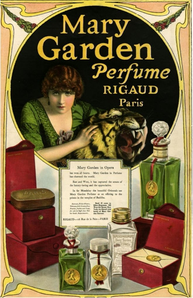 Mary Garden Perfume Vintage Beauty And Hygiene Ads Of The 1920s - 1920s-makeup-ads