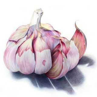 5 FUN HEALTH FACTS ABOUT #GARLIC! #Food www.DiedraRae.com