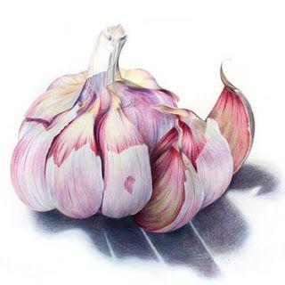 5 FUN HEALTH FACTS ABOUT #GARLIC! #Food www.DiedraRae.com