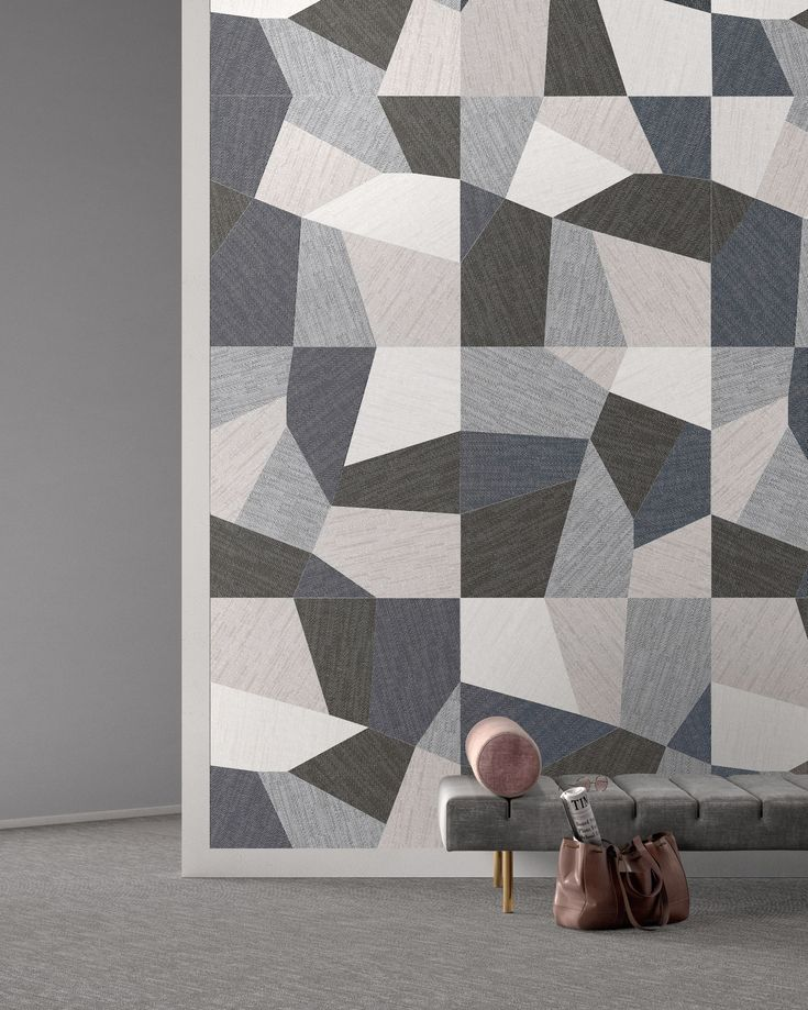 Porcelain stoneware wall tiles / flooring DIGITALART by @sant_agostino