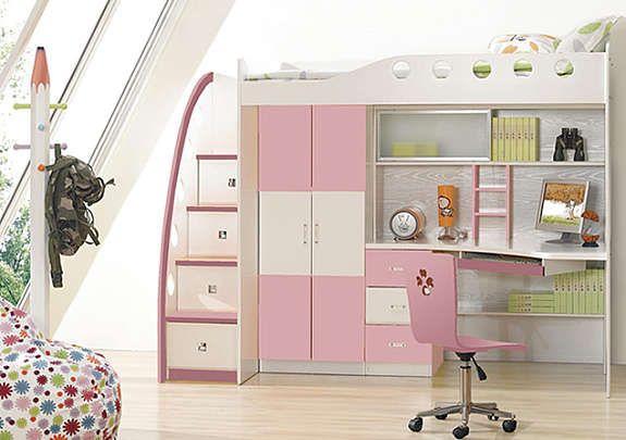 Kombiseng med integrert skap og skrivebord - FINN Torget  Childs ...