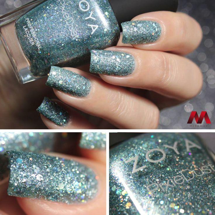 Zoya Vega! #zoya #zoyaoje #zoyanail #zoyamagicalpixie #zoyalux #zoyavega #zoyacosmo #zoyaturkiye #moda #fashion #style #nails #nail #nailcolors #women #like #love
