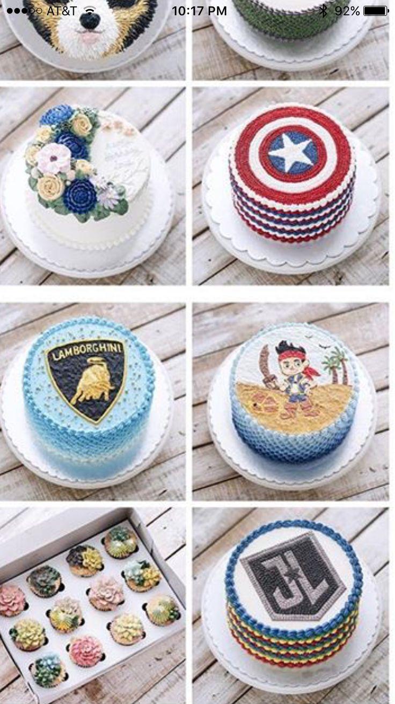 Pinterestteki 25den fazla en iyi Captain america cake fikri
