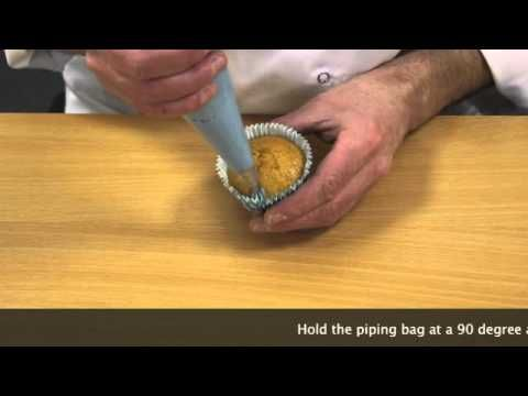 Perfect Cupcake Piping Techniques - YouTube