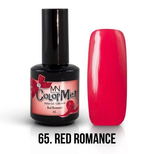 ColorMe! 65 - Red Romance 12ml Gél Lakk