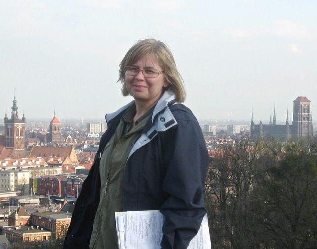 Ewa Jaroszyńska – licencjonowana przewodniczka po Gdańsku, Gdyni i Sopocie, pilot wycieczek – język polski i niemiecki. #tourisguide #gdansk #sightseeing