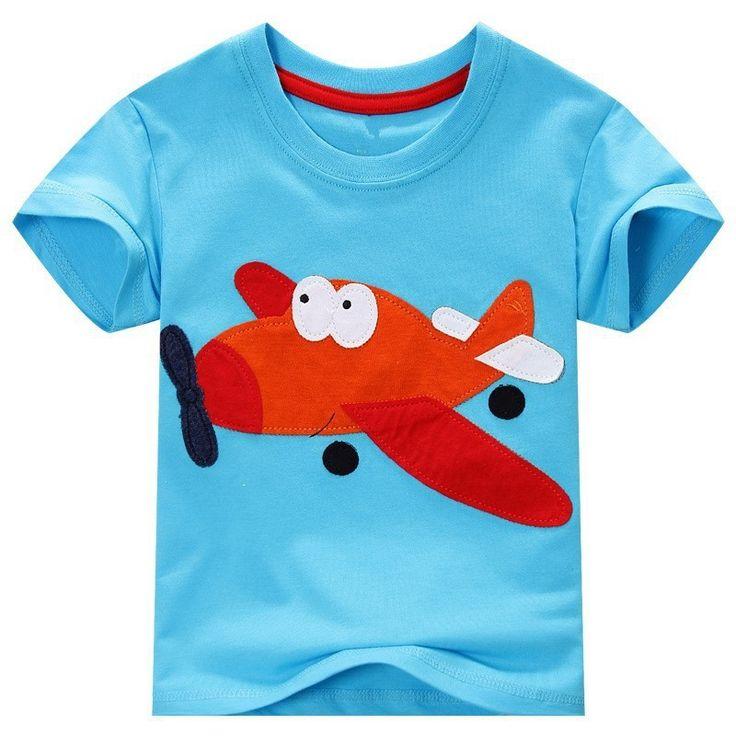 Onetoo детей мальчиков тройники рубашки с коротким рукавом летом топы мультфильм мальчик одежда из хлопка Высокое качество пожарный купить на AliExpress