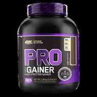 Pro Gainer 5.18 lb (2.35kg) - Optimum Nutrition - Gainer, Ganador de peso