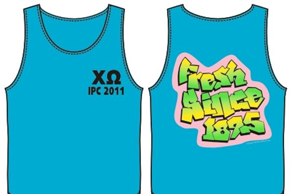 Chi Omega Bid Day Shirt Idea #ChiOmega #BidDay