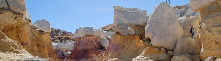 paint mines park east of CO springs