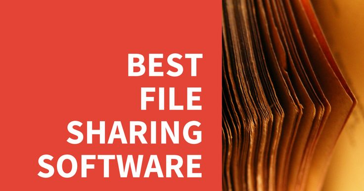 25+ Free File Sharing Software Options