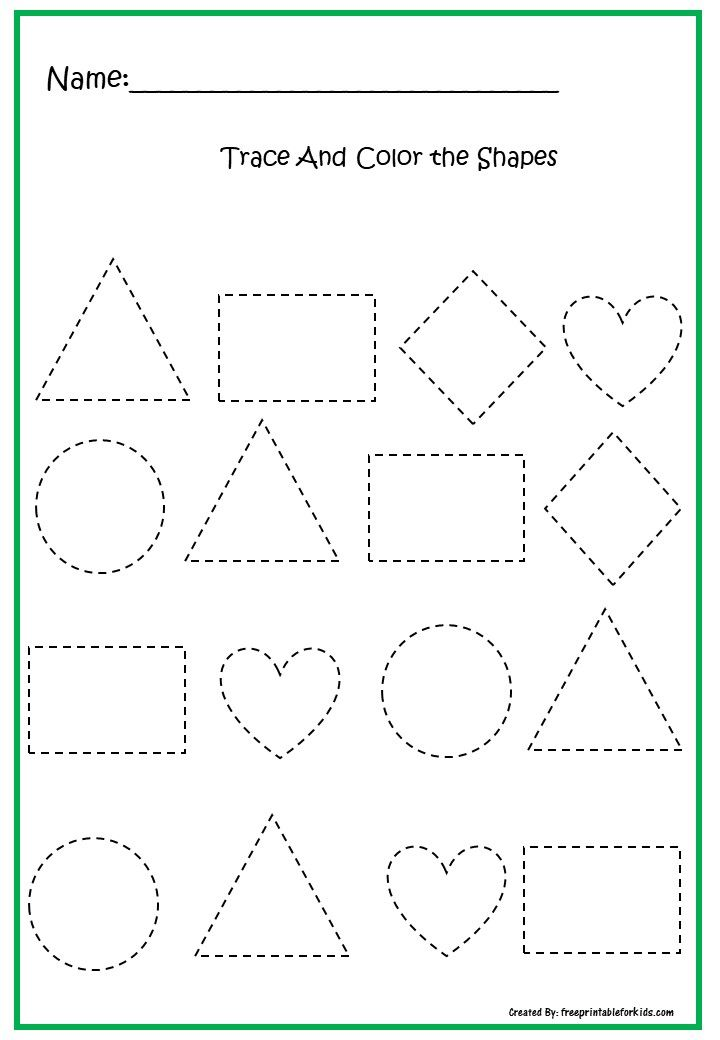 Free Educational Printable Worksheets For Kids In 2020 With