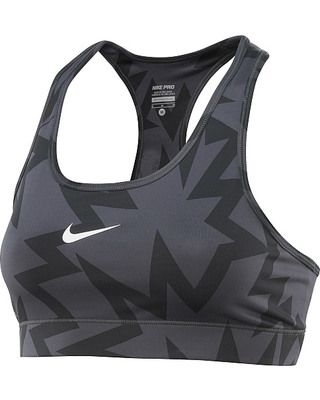 NIKE Womens Pro Printed Sports Bra