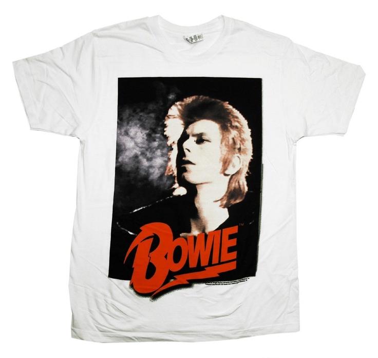 David Bowie Retro Ziggy Stardust Icon Rock Band Adult Soft T-Shirt Tee: Tshirts, Bowie Tee, Retro Bowie, Band Adult, Band Tees, T Shirts