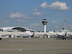 MUC - Munich Airport - Germany