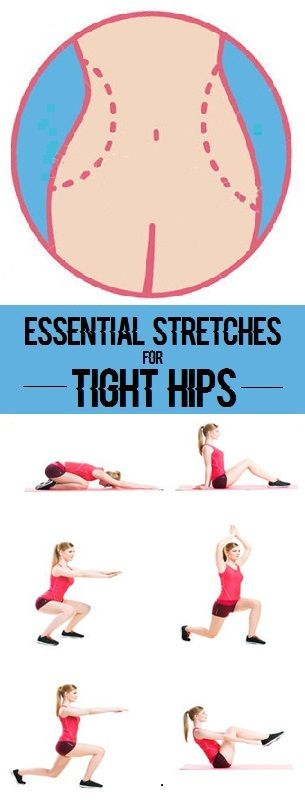 Essential Stretches for Tight Hips..
