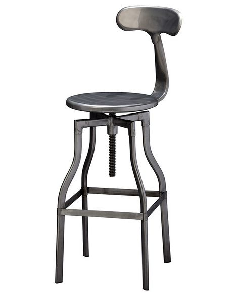 Swirl with Back | Chairs And Stools | Category | Catalog | Style in Form