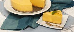 Receita de Cheesecake de manga. Descubra como cozinhar Cheesecake de manga de maneira prática e deliciosa com a Teleculinaria!