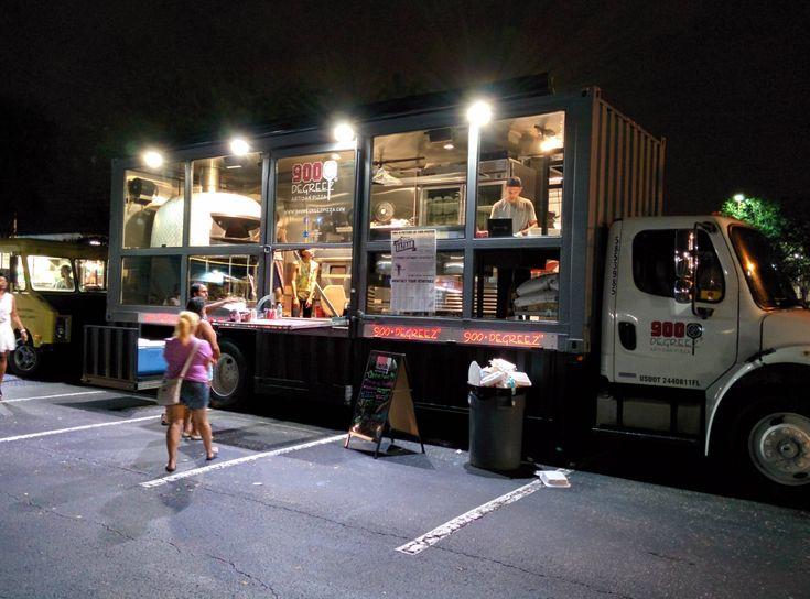 Food Truck Storage Orlando