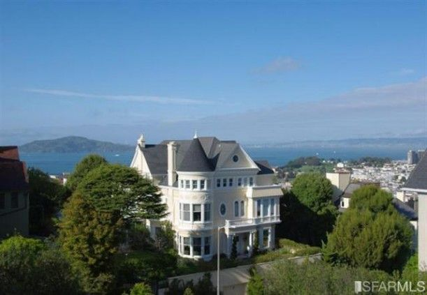 1890's mansion San Fran: Francisco Mansion, American Mansions, Dream Homes, Dream House, California Dreaming, 1890S Mansion, Pacific Heights, San Francisco, Victorian Houses