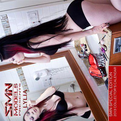FETISH CANADA: SMN MODELS presents LYLIA - A 2013 Calendar - $9.99