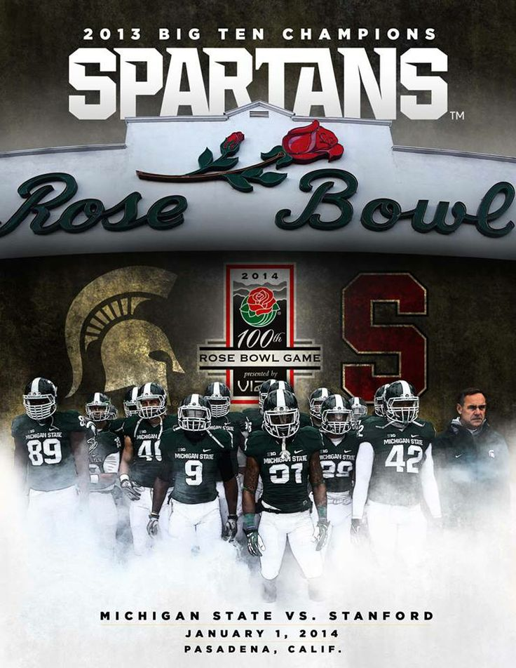 Rose Bowl 2014 Champs                                            An experience I will never forget! Being here and witnessing this game was beyond fantastic!