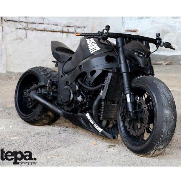 Monster bike!