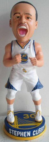 Stephen Curry Golden State Warriors Bobblehead 2013 NBA Bobble Head Exclusive #300 - http://bignbastore.com/nba-accessories/nba-toys/stephen-curry-golden-state-warriors-bobblehead-2013-nba-bobble-head-exclusive-300